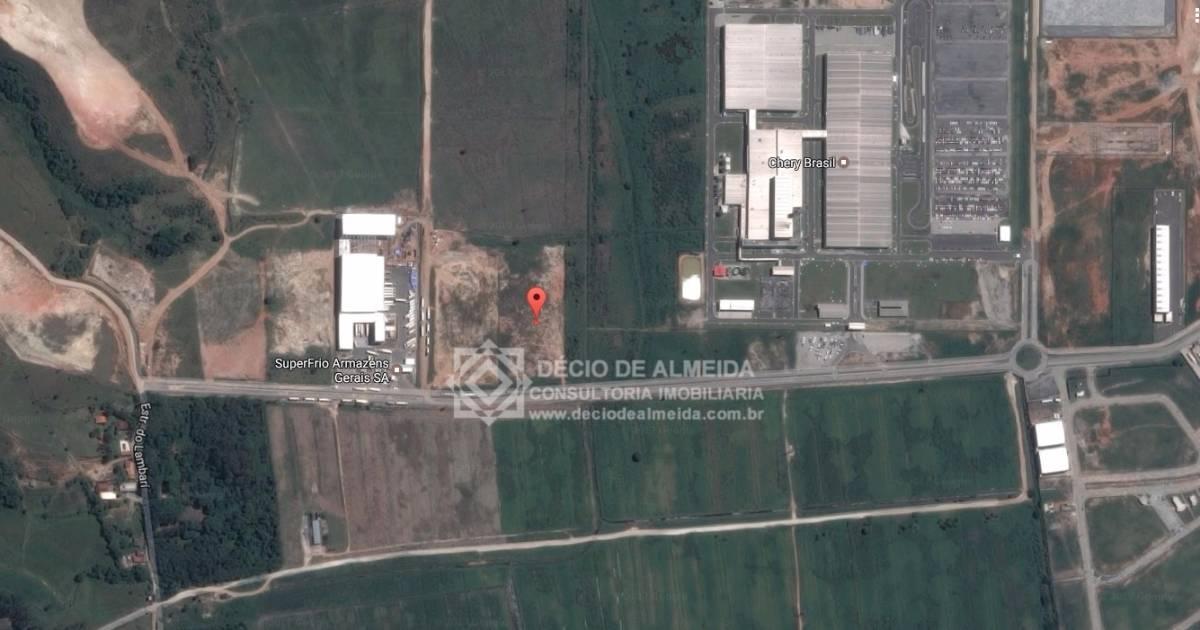 Area / Terreno em Jacareí