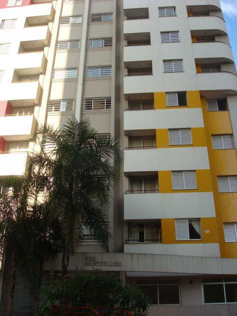 Apartamento no ED MONTPELLIER - Centro
