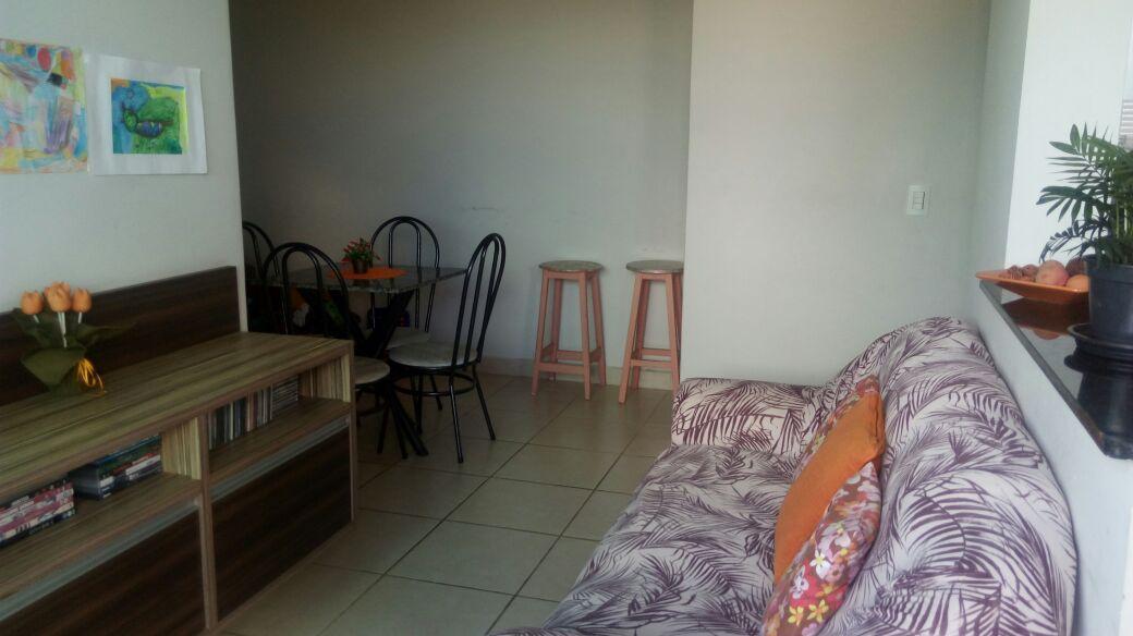 Apartamento no Bairro Tubalina com sacada gourmet