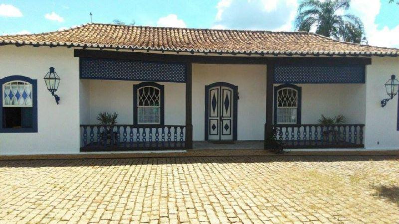 Vendo Casa Colonial de Alto Padrão em Artur Nogueira