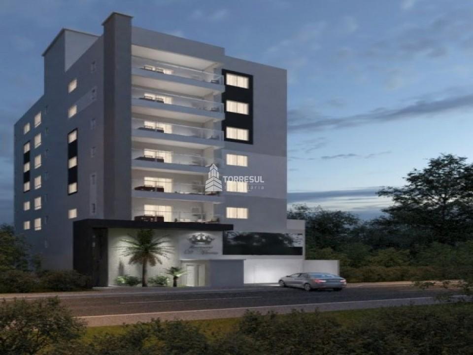 Apartamento em construção no bairro Nações em Indaial.