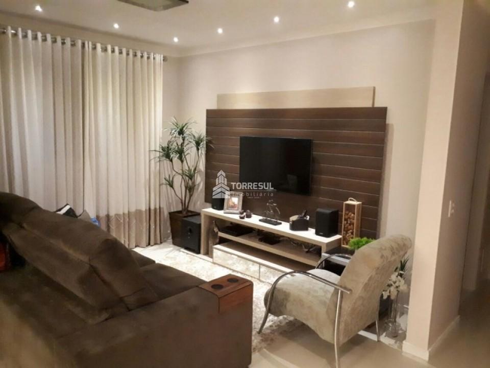 Belíssimo apartamento semi-mobiliado em Timbó.