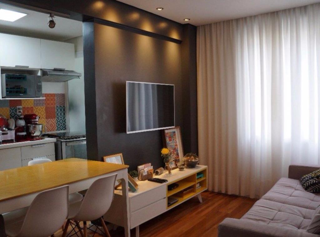 Apartamento à venda - no Jardim Lindóia
