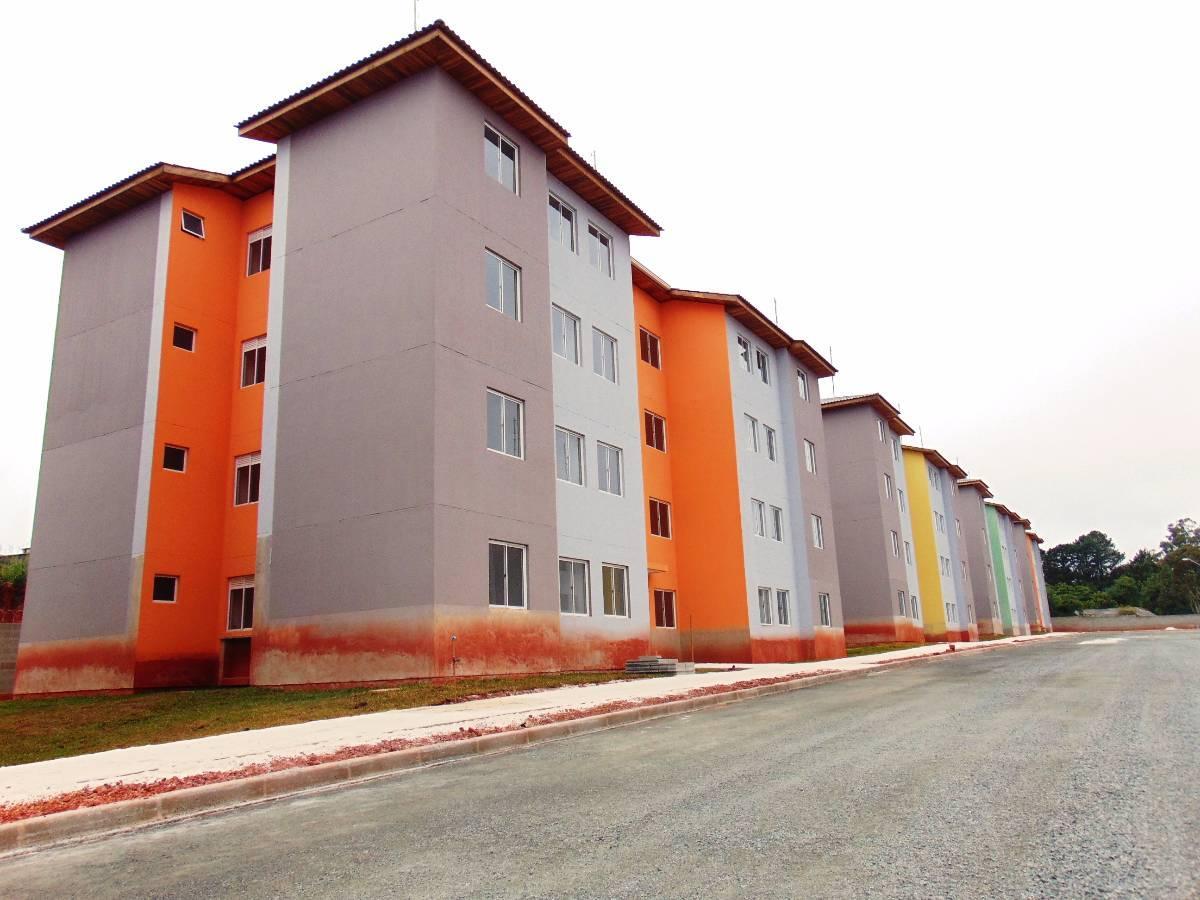 3 Dormitórios em Colombo PRONTO PARA MORAR!!! Minha Casa Minha Vida