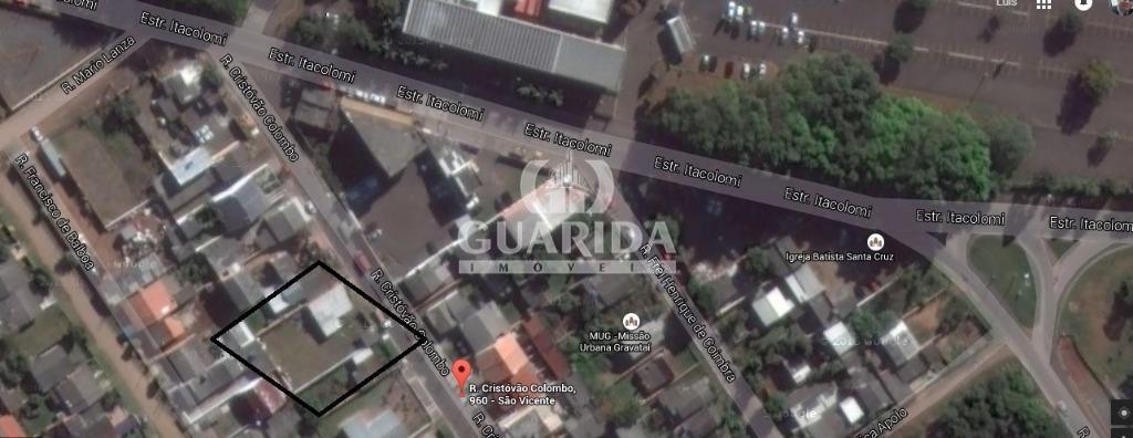 Terreno à venda - em São Vicente