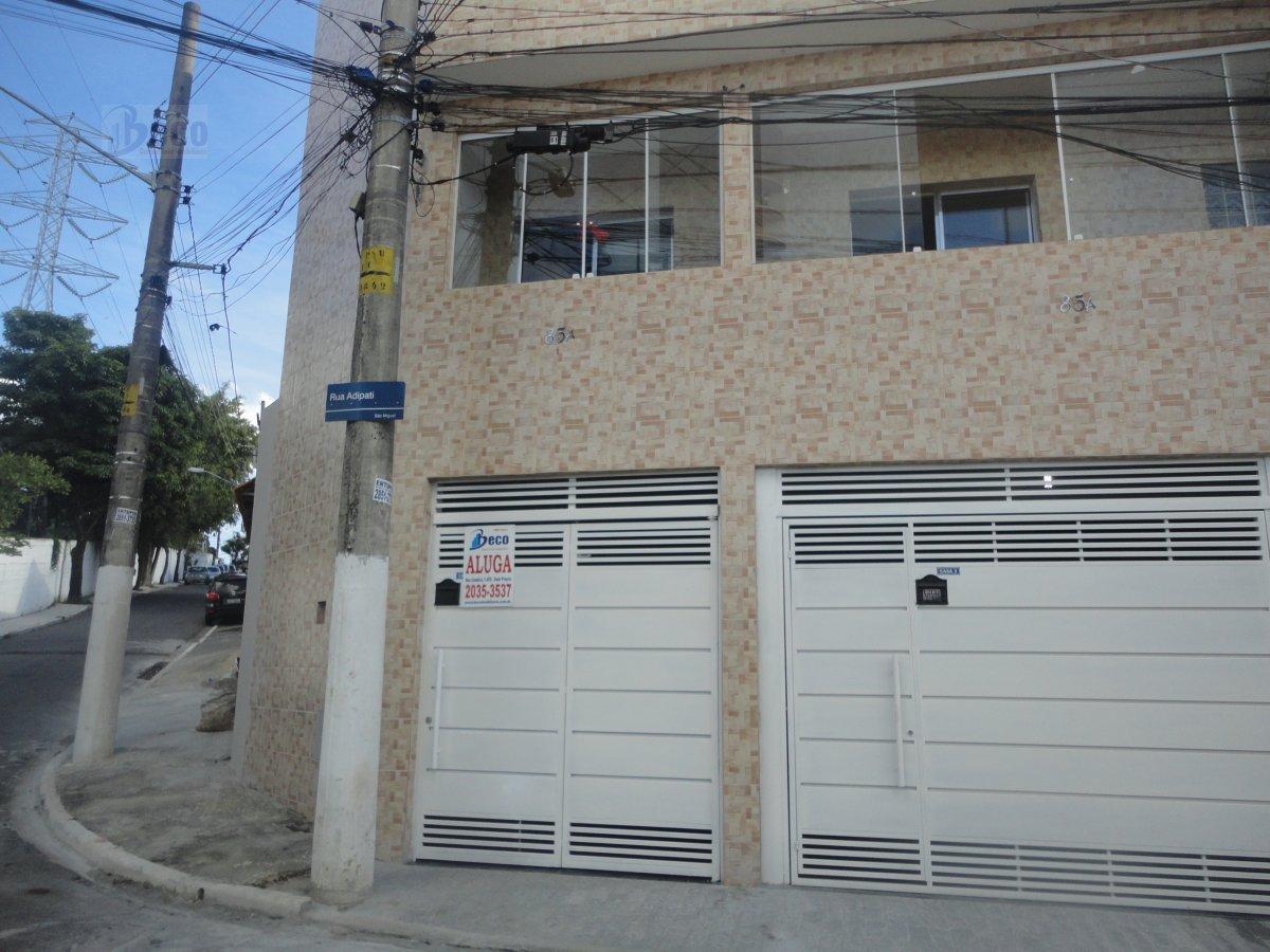 Casas para alugar na Zona Leste Casinha