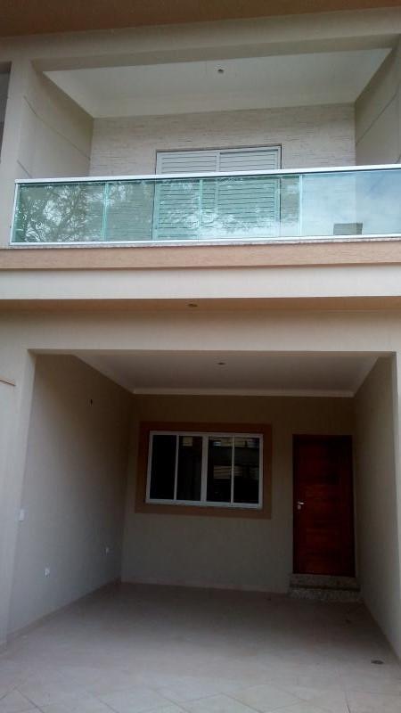 Sobrado Novo, Parque São Domingos, 3 dormitórios (1 Suíte), 2 vagas