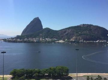 Excelente Flamengo, 4 qts , suite ,290m2, andar alto, Vista Panoramica, mobiliado