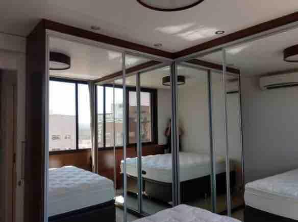Apartamento · 65m2 · 1 Quarto · 2 Vagas