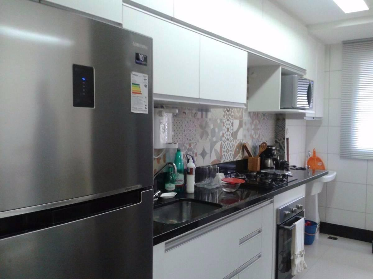 Le Paysage - AP. 01 Quarto 46 m² com armários - Lazer completo - Águas Claras.
