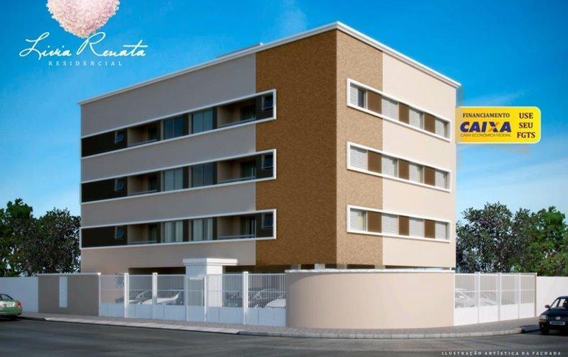 Apartamento  residencial à venda, Cidade Naútica, São Vicente.