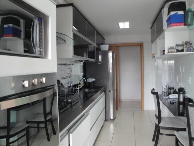 Lumini - AP. 03 Quartos 104 m² com armários - Águas Claras.