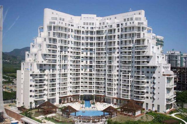Apartamento Loft - Barra da Tijuca - Mandarim