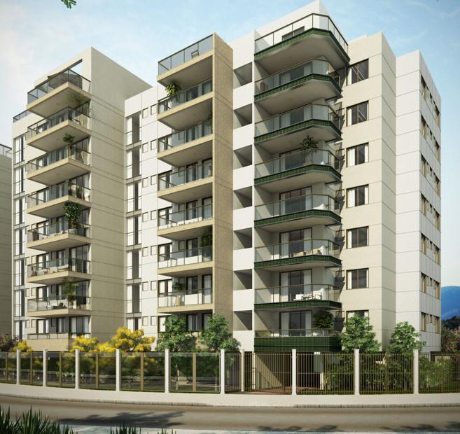 JP2117 - Lindo apartamento 3 Quartos (1 suíte) - Freguesia - Condomínio Freedom!