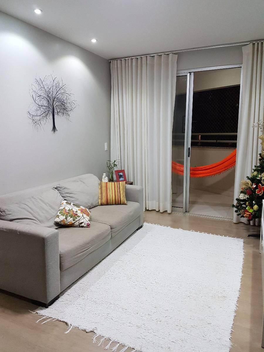 Residencial Via Club - 3 Quartos - DCE - Reformado