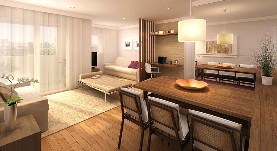 Conquista Chácara dos Pêssegos - Apartamento 2 dormitórios no Centro de Diadema