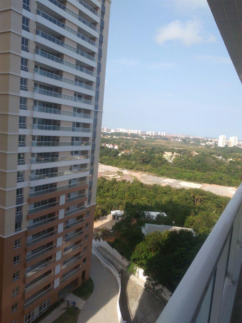 Apartamento em Patamares de 110 m² - 3/4 - 2 suítes + Dependência - 2 vaga