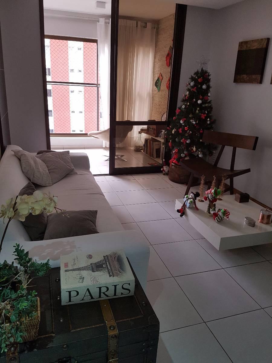 Av. Pau Brasil - Residencial Gavino - 4 Quartos - Águas Claras