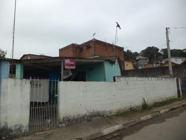 Vendo terreno com duas casas simples  bairro Limoeiro - Caputera - Arujá - SP