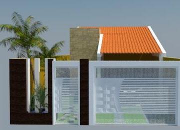 Casa de 2 quartos, Porangaba