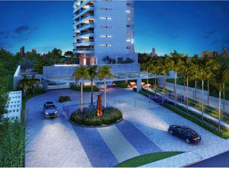 Mansão Bahiano de Tênis, 4 quartos, 4 suites, 305m², Alto padrão.