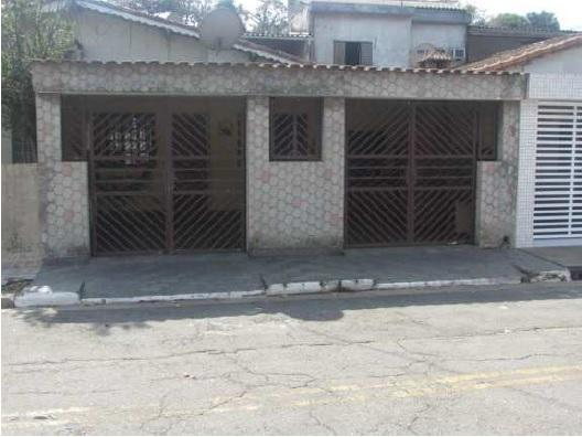 IMÓVEL EM LEILÃO - Casa 3 dorms. c/ 1 suíte - Área 126m² -  Alemoa - Santos/SP