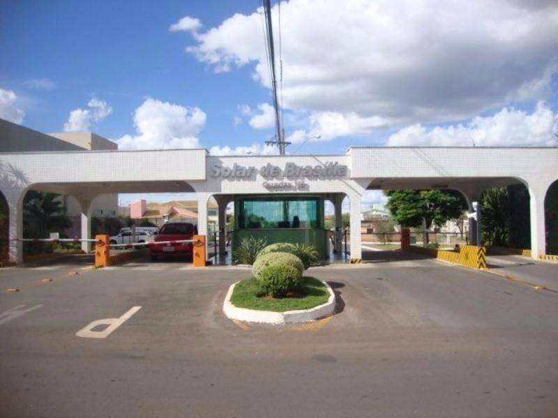 Condomínio Solar de Brasília - Lote 800 m² - Quadra 03 - Jardim Botânico