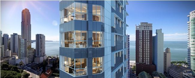 Apartamento a venda 4 Suites em Balneário Camboriú -  Sint Maartten