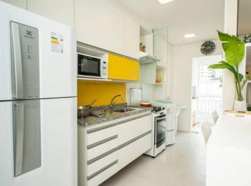 Apartamento Decorado Novo com lazer na cobertura depósito e vaga