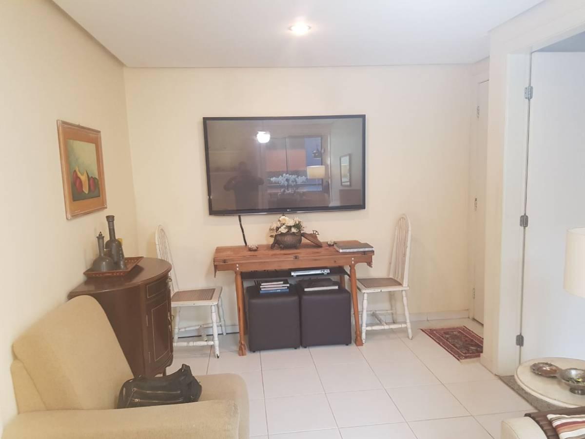 Rua Pitangueiras - Residencial Chamonix - 01 Quarto - Apartamento Águas Claras
