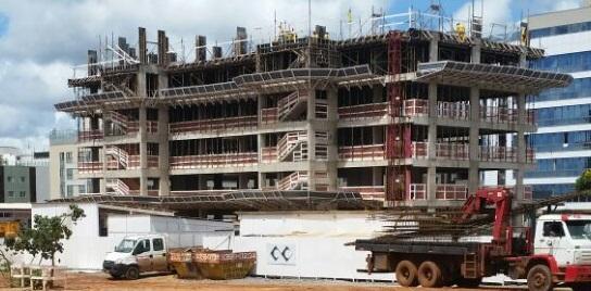 Entrega: Maio/2019 - Padrão de construção Villela e Carvalho