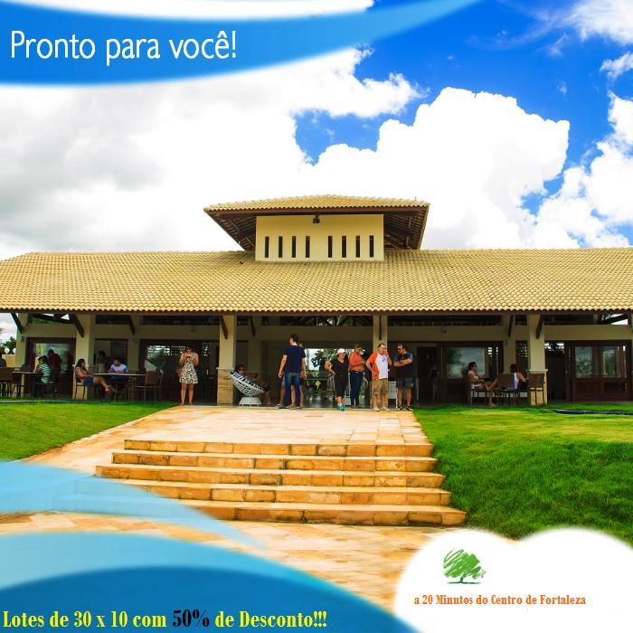 Loteamento,Lotes,Terreno,Pronto para Construir Fortaleza,Eusébio,Saia do Aluguel