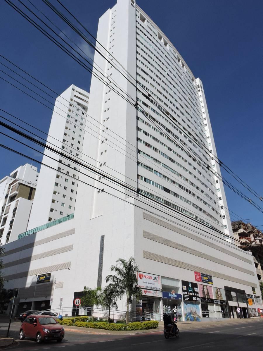 Rua 24 Norte LT. 09 ED. Maison Personalisse, Apto mobiliado, Metro Águas Claras