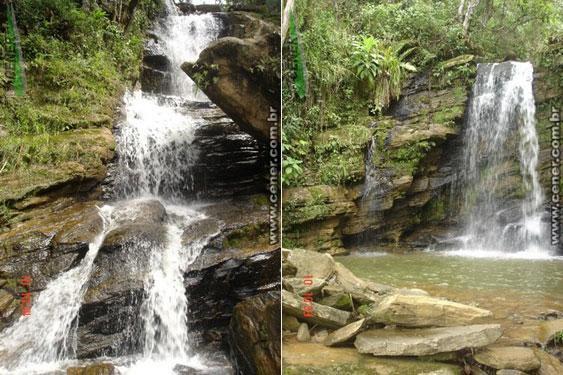 Belas cachoeiras