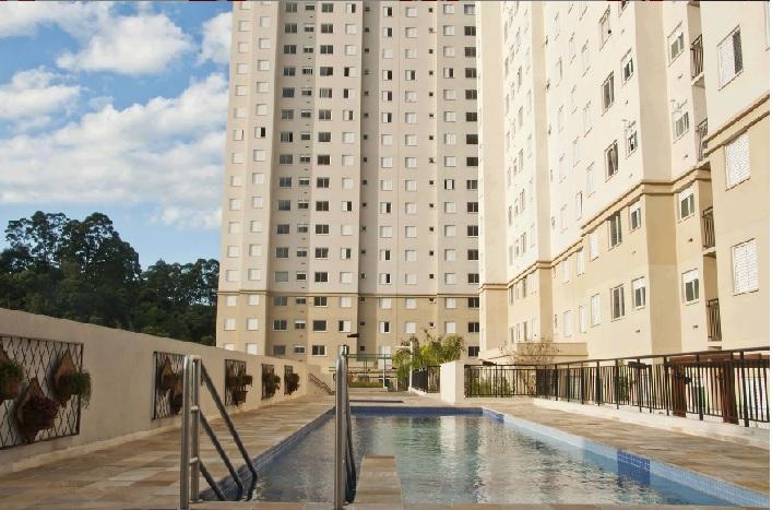 Apartamento para locação no Fatto Reserva Vila Rio - 3 dormitórios, 1 vaga