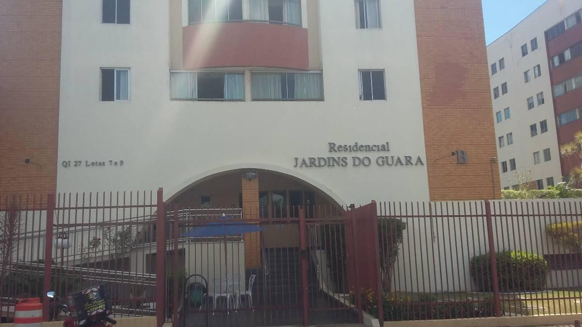 Apartamento 2 quartos 60 m²  Nascente Jardins do Guará Guará ll