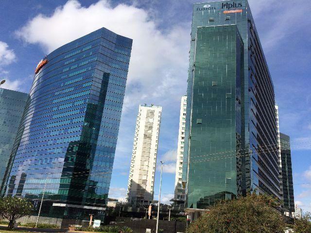 Fusion Work & Live Apart - Asa Norte Hotel com 33m² - Com Lazer