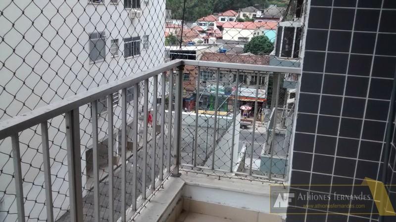 Apartamento para venda com 88 metros quadrados e 2 quartos em Pechincha.