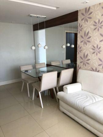 Lindo apartamento mobiliado em São Lourenço!