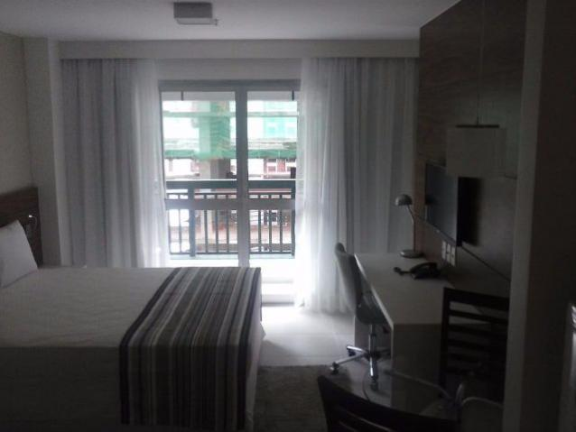 Vision Apart- Hotel com 37m² - Lazer Completo
