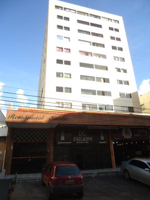 CSB 09 ed. Olinda, 2 quartos, armários, garagem,  andar alto e vista.