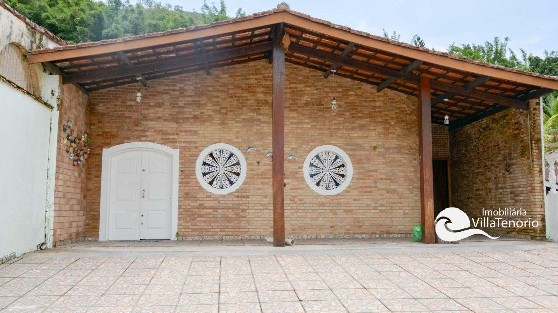 Casa de 9 quartos, Ubatuba