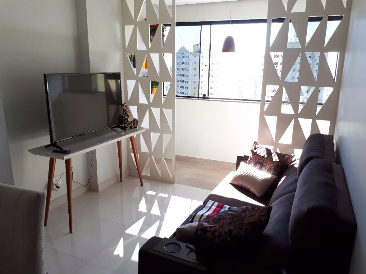 Quadra 103 - Residencial Carlos Gosmes - 2 Quartos - Águas Claras