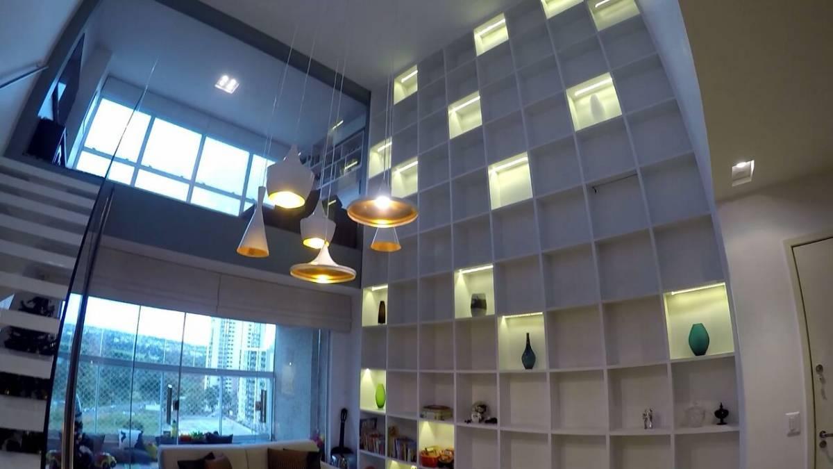 Apartamento 4 quartos vista livre Parque 3 vg soltas Águas Claras DF Supremo Res