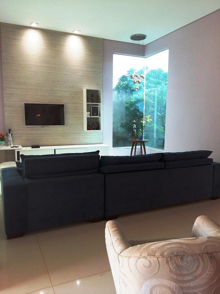 Venda Casa Moderna Cond  Residencial Privê La Font DF 250 Paranoá - DF