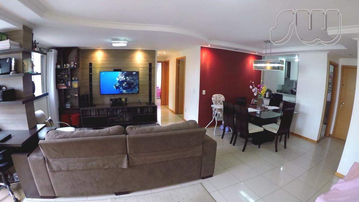 Apartamento 3 quartos e sala ampla 2 vagas soltas VIA PARADISO Águas Claras DF