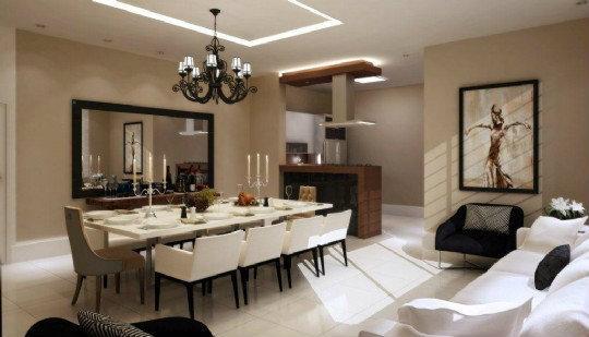 Apartamento com condomínio completo em São Bernardo do Campo