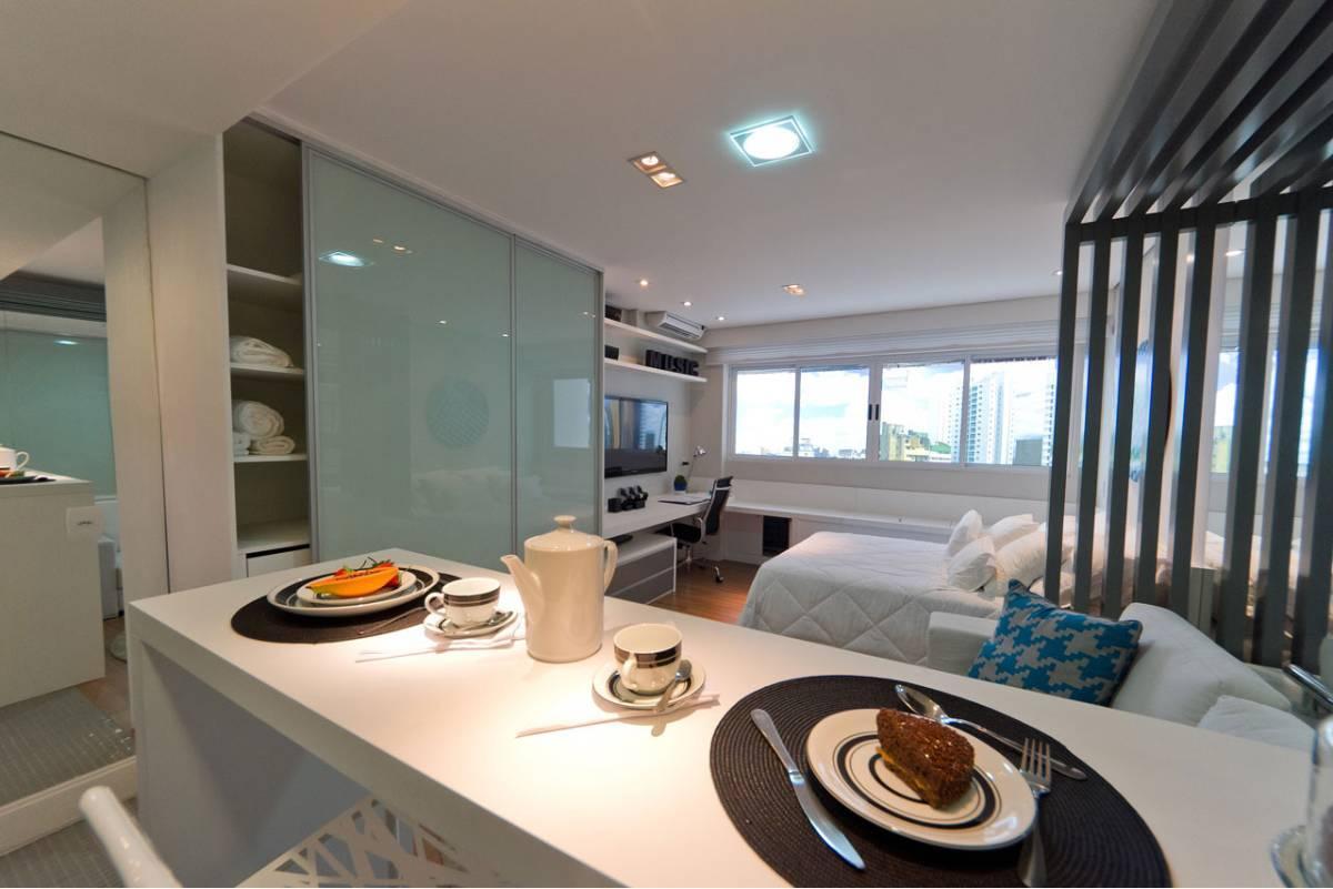Apartamento Studio com 31 m2 Privativos - Batel - Últimas Unidades !!!