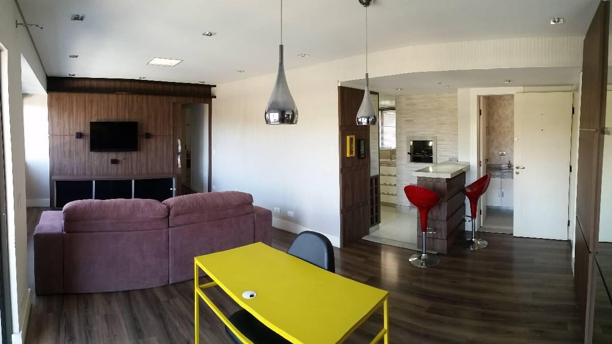 Apartamento residencial com 3 quartos (1 suíte) à venda, Água Verde, Curitiba