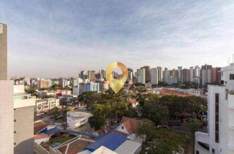 Cobertura residencial 4 dormitórios à venda, Água Verde, Curitiba.